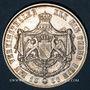 Monnaies Bade. Frédéric I, grand duc (1856-1907). Taler 1866