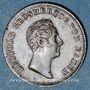 Monnaies Bade. Léopold (1830-1852). 1 kreuzer 1844