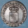 Monnaies Bade. Louis (1818-1830). 1/2 kreuzer 1826