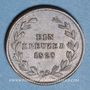 Monnaies Bade. Louis (1818-1830). 1 kreuzer 1828