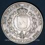Monnaies Bade. Louis (1818-1830). Taler 1829