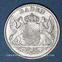 Monnaies Bade. V (1830-1852). 6 kreuzer 1841
