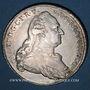 Monnaies Bavière. Charles Théodore (1777-1799). Taler 1781I.S.CH. Munich