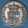 Monnaies Bavière. Louis I (1825-1848). 1 kreuzer 1845
