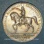 Monnaies Bavière. Louis I (1825-1848). Double taler 1839 Gesichtsdoppeltaler