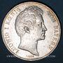 Monnaies Bavière. Louis I (1825-1848). Double taler 1840