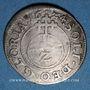 Monnaies Bavière. Maximilien I (1598-1651). 2 kreuzers 1624