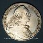 Monnaies Bavière. Maximilien III Joseph (1745-1777). Taler 1774A Munich