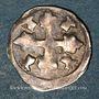 Monnaies Branbebourg-Prusse. Maison de Bavière jusqu'en 1373. Pfennig