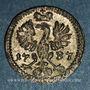 Monnaies Brandebourg-Ansbach. Alexandre (1757-1791). 1 pfennig 1783, Schwabach