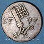 Monnaies Brême. 2 1/2 schwaren 1797DB