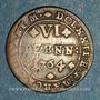 Monnaies Brunswick-Wolfenbüttel. Charles I (1735-1780). 6 pfennig 1764 IDB