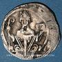 Monnaies Cologne. Philippe d'Heisenberg (1167-1191). Denier, 5e type
