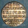 Monnaies Duché de Prusse. Albrecht, margrave de Brandebourg (1525-1569). 3 groschen 1535