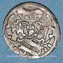 Monnaies Evêché de Wurzbourg. Christophe François de Hutten (1724-1729). 1/84 gulden (= körting) 1728