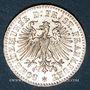 Monnaies Francfort. Ville. 1 kreuzer 1860