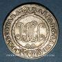 Monnaies Hanau-Münzenberg. Guillaume IX sous la régence de Marie d'Angleterre (1760-64). 10 kreuzers 1763IIE
