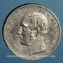 Monnaies Hanovre. Georges V (1851-1866). Taler des mines (Ausbeutetaler) 1855 B