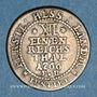 Monnaies Hesse-Cassel. Frédéric II (1760-1785). 1/12 taler 1766 FU