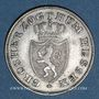 Monnaies Hesse-Darmstadt. Louis I (1806-1830). 6 kreuzers 1828