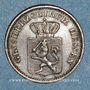 Monnaies Hesse-Darmstadt. Louis III (1848-1877). 1 kreuzer 1871