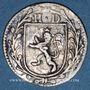 Monnaies Hesse-Darmstadt. Louis VIII (1739-68). 2 kreuzer 1744AK