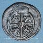 Monnaies Hildesheim. Ville. 1 flitter n. d. (1620-1621)
