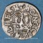 Monnaies Hildesheim. Ville. 4 pfennig 1743