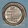 Monnaies Mansfeld. Günther IV, Ernst II, Hoyer VI, Gebhard VII, Albrecht VII (1486-1526). Pfennig