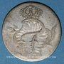 Monnaies Mecklembourg-Schwerin. Frédéric II (1756-1785). 4 schilling 1763