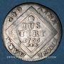 Monnaies Nassau-Dietz. Guillaume V (1751-1806). 5 kreuzer 1766 IIE
