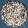 Monnaies Palatinat-Deux-Ponts. Jean l'aîné (1569-1604). 3 kreuzer n. d. Deux-Ponts (Zweibrücken)