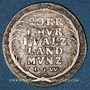 Monnaies Palatinat-Neubourg. Charles Philippe (1716-42). 20 kreuzer 1727 IGW