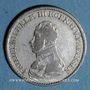Monnaies Prusse. Frédéric Guillaume III (1797-1840). 1/6 taler (= 4 groschen) 1818A
