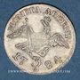 Monnaies Prusse. Frédéric II (1740-1786). 3 gröscher 1784 A. Berlin