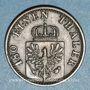Monnaies Prusse. Guillaume I (1861-1888). 2 pfennig 1867C