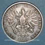 Monnaies Prusse. Guillaume I (1861-1888). Taler 1869A