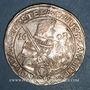 Monnaies Saxe. Christian II, Jean-Georges, Auguste (1591-1611). Taler 1608 HvR. Dresde