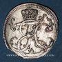 Monnaies Saxe. Ernest Frédéric III Charles (1745-80). 1/24 taler 1760
