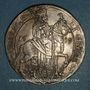 Monnaies Saxe. Jean Georges I (1615-1656). Taler 1619. Dresde