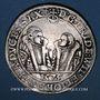 Monnaies Saxe-Weimar. Frédéric Guillaume et Jean (1573-1603). Taler 1575. Saalfeld