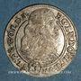 Monnaies Silésie-Leinitz-Brieg. Louis IV à Leignitz (1653-1663). 3 kreuzer 1660