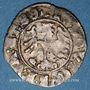 Monnaies Silésie-Schweidnitz. Louis II Jagellon (1506-1526). 1/2 groschen 1524