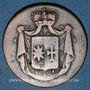 Monnaies Waldeck et Pyrmont. Georges Frédéric Henri (1813-1845). 2 mariengroschen 1822 FW