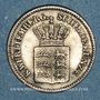 Monnaies Wurtemberg. Charles I (1864-1891). 1 kreuzer 1865