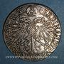 Monnaies Abbaye de Murbach et Lure. Léopold Guillaume (1626-1662). Taler n. d. au Saint Léger à mi-corps