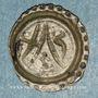 Monnaies Alsace. Abbaye de Murbach et Lure. Colomban d'Andlau (1663-64). Pfennig. Guebwiller