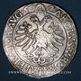 Monnaies Alsace. Abbaye de Murbach et Lure. Jean-Rodolphe Stoer de Stoerenberg (1542-70) Taler 1556 St Amarin