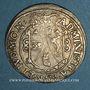 Monnaies Alsace. Abbaye de Murbach et Lure. Léopold V d'Autriche (1614-1626). 1/4 taler n. d., Ensisheim
