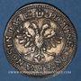 Monnaies Alsace. Colmar. 12 kreuzers (17e siècle)